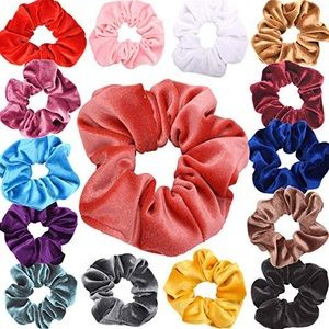 Accessories - x25 Velvet Scrunchies!